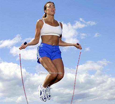 Plastic Handle Jump Rope