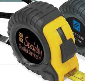 12' Rubber/ Plastic Tape Measure