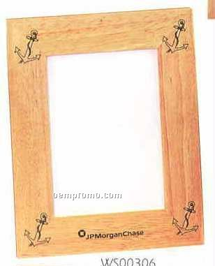 """Custom Picture Frame Collection Anchor/Sailing Frame(4""""X6"""")"""