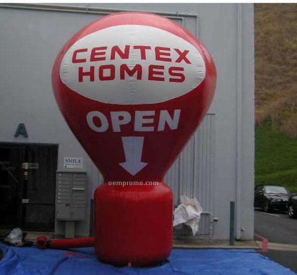 Hot Air Balloon Shape - Standard (15')