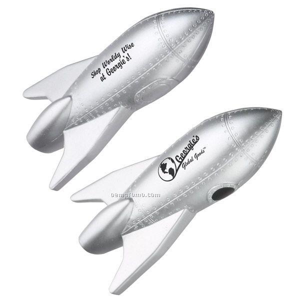 Rocket Squeeze Toy