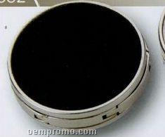 "Round Metal Bag Holder W/ Magnet (1/2"")"