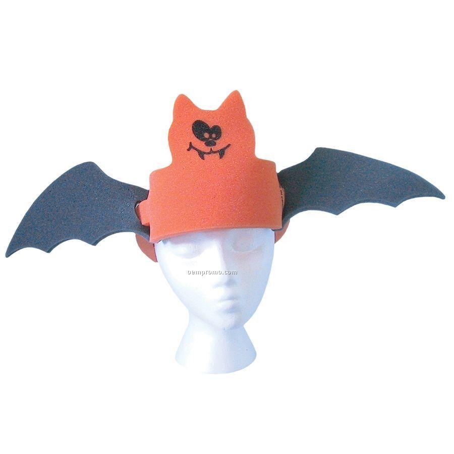Adjustable Band Hat - Bat