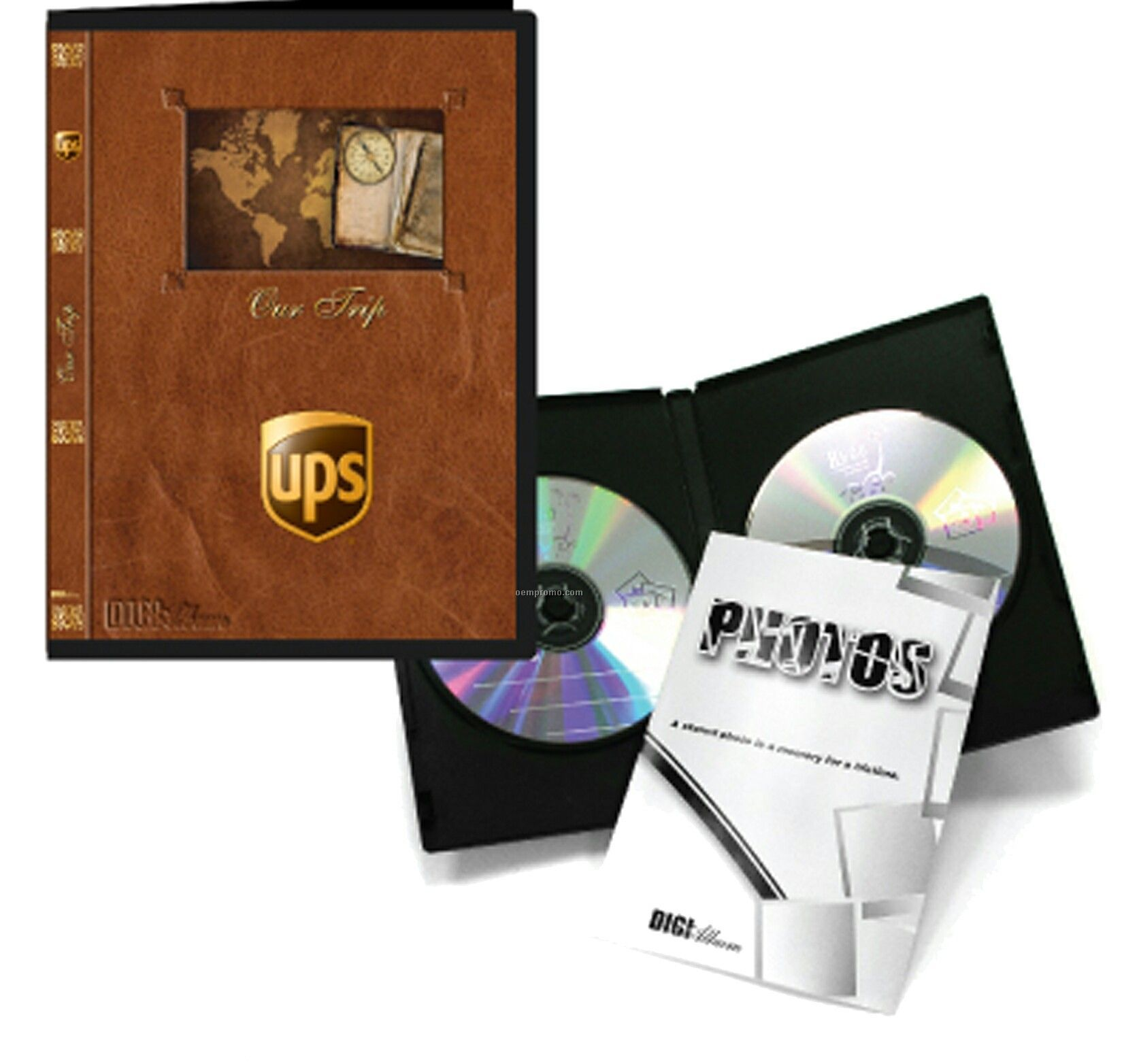 Digi-albums - CD-R Edition