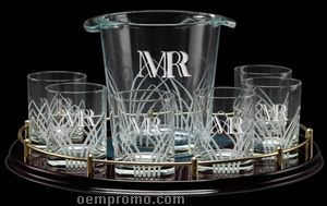 The Windsor Collection Arches Collection Serving Set