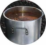 "Photo Mylar Insert - 2"" Chili Pot"