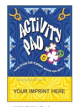 Activity/ Coloring Book