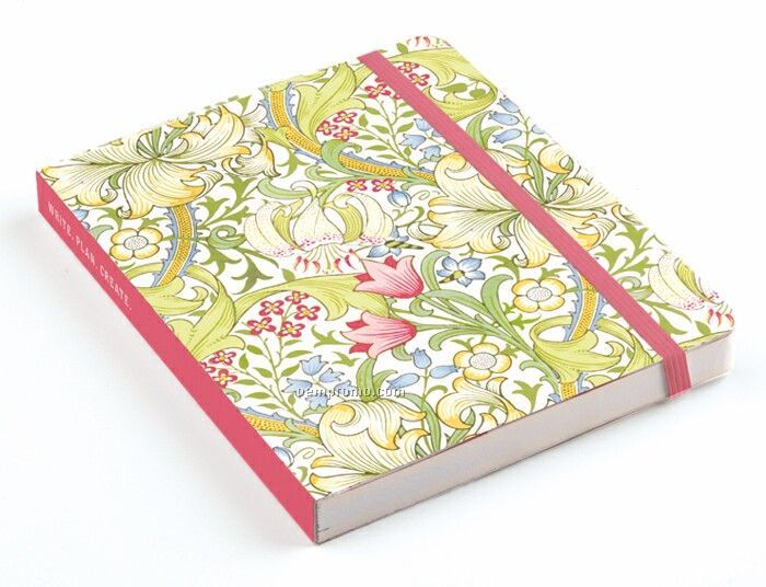 William Morris Morning Garden Pocket Planner