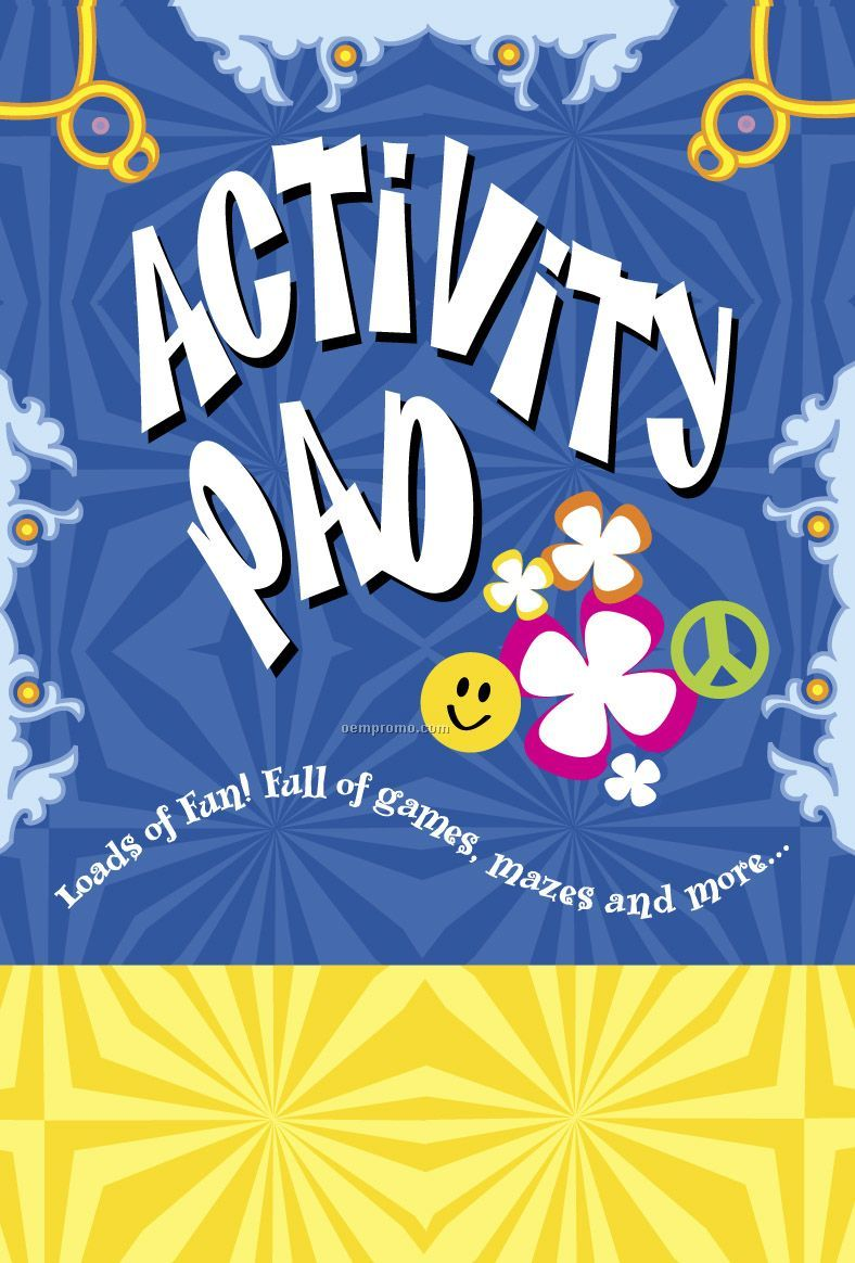 Activity/ Coloring Book Fun Pack