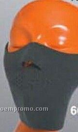 Neoprene Half Face Mask With Velcro Closure