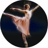 "Photo Mylar Insert - 2"" Dance"