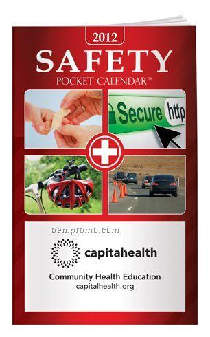 2012 Safety Pocket Calendar & Planner