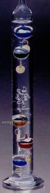 "Distinctive Gift Gallery Galileo Thermometer Award (11"")"