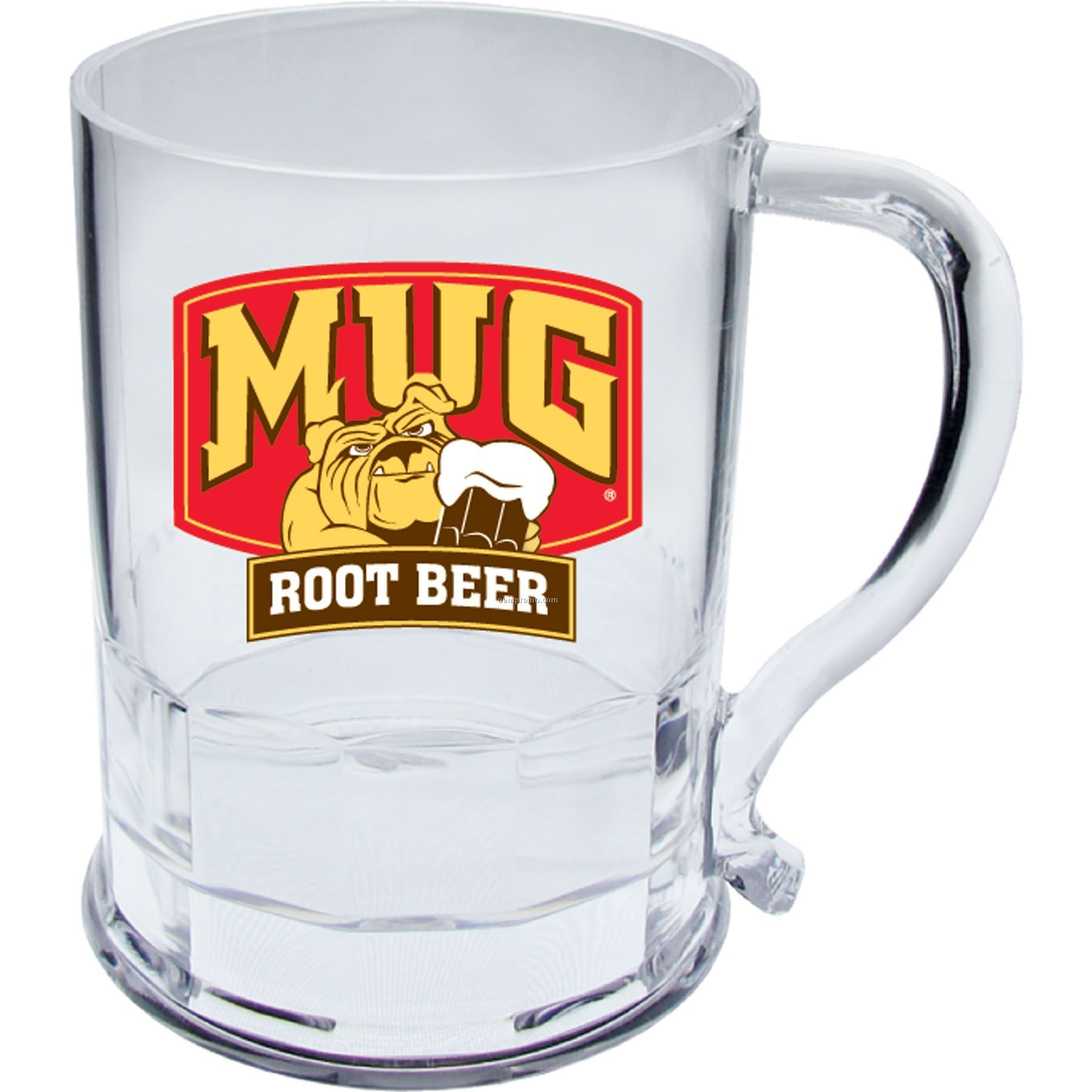 16 Oz. Styrene Root Beer Mug