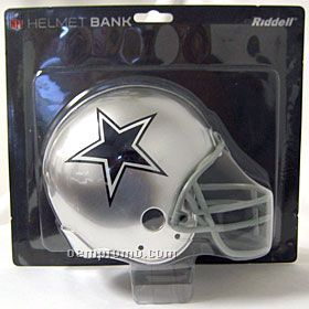 Nfl Team Helmet Bank