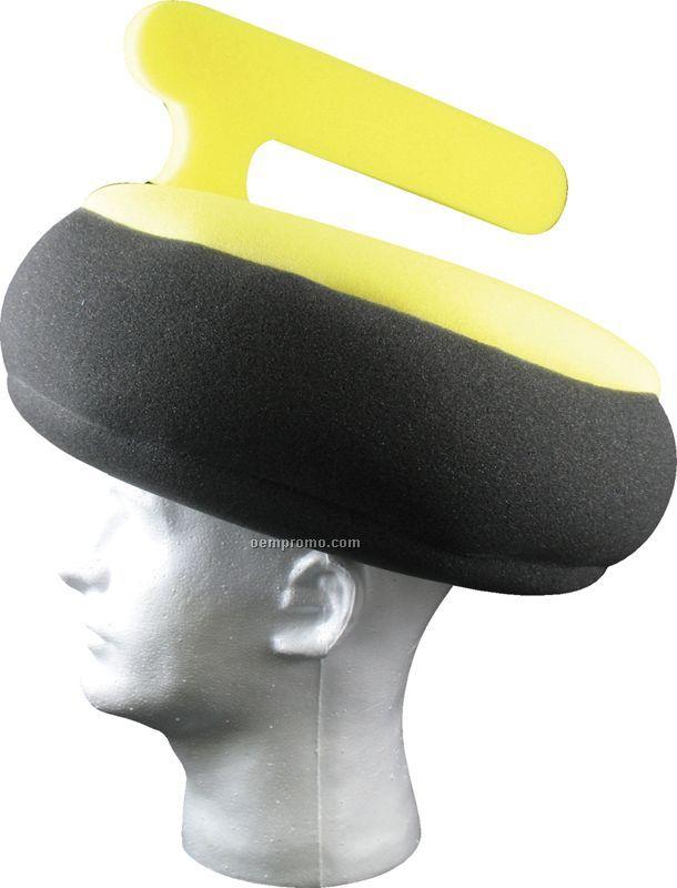 Foam Curling Hat