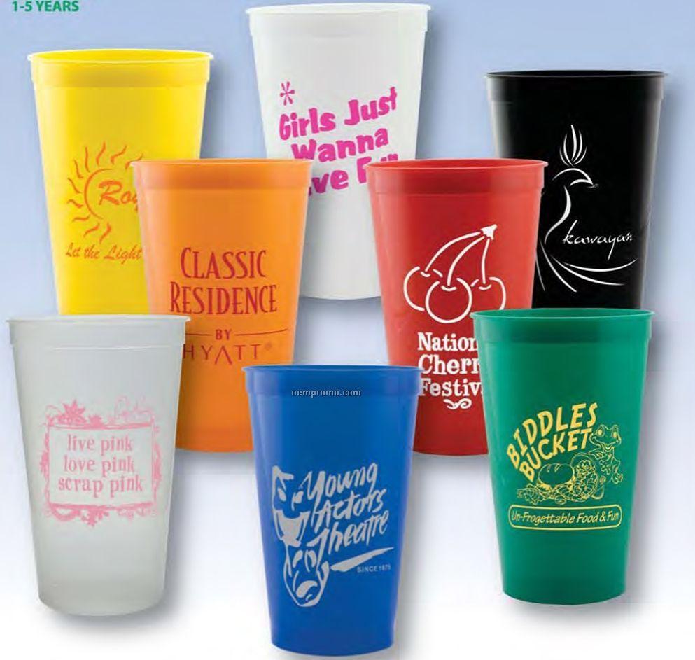 22 Oz. Classic Stadium Cups
