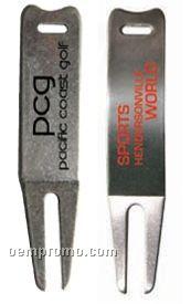 Classic Bent Fork Divot Tool