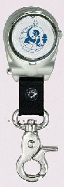 Covered Clip Watch