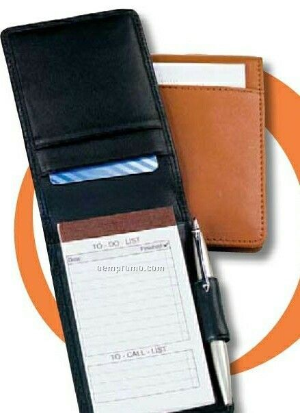 Fold-over Note Taker Pad & Case