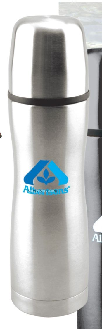 12 Oz. Stainless Steel Vacuum Flask