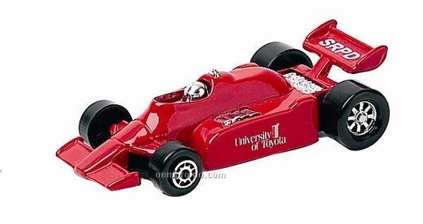 """3""""X1-1/4""""X3/4"""" Indy Style Die Cast 3"""" Race Car"""