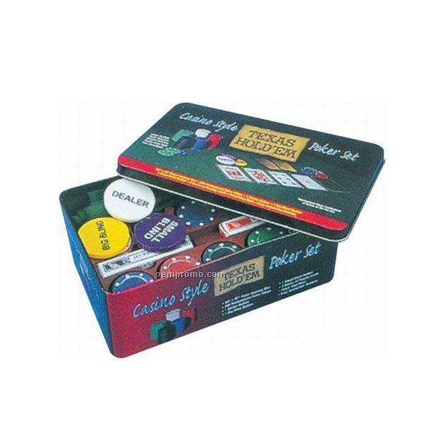 Game Poker Set