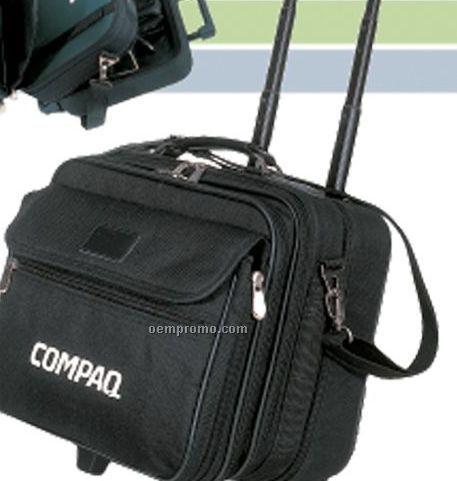 Rolling Computer Briefcase