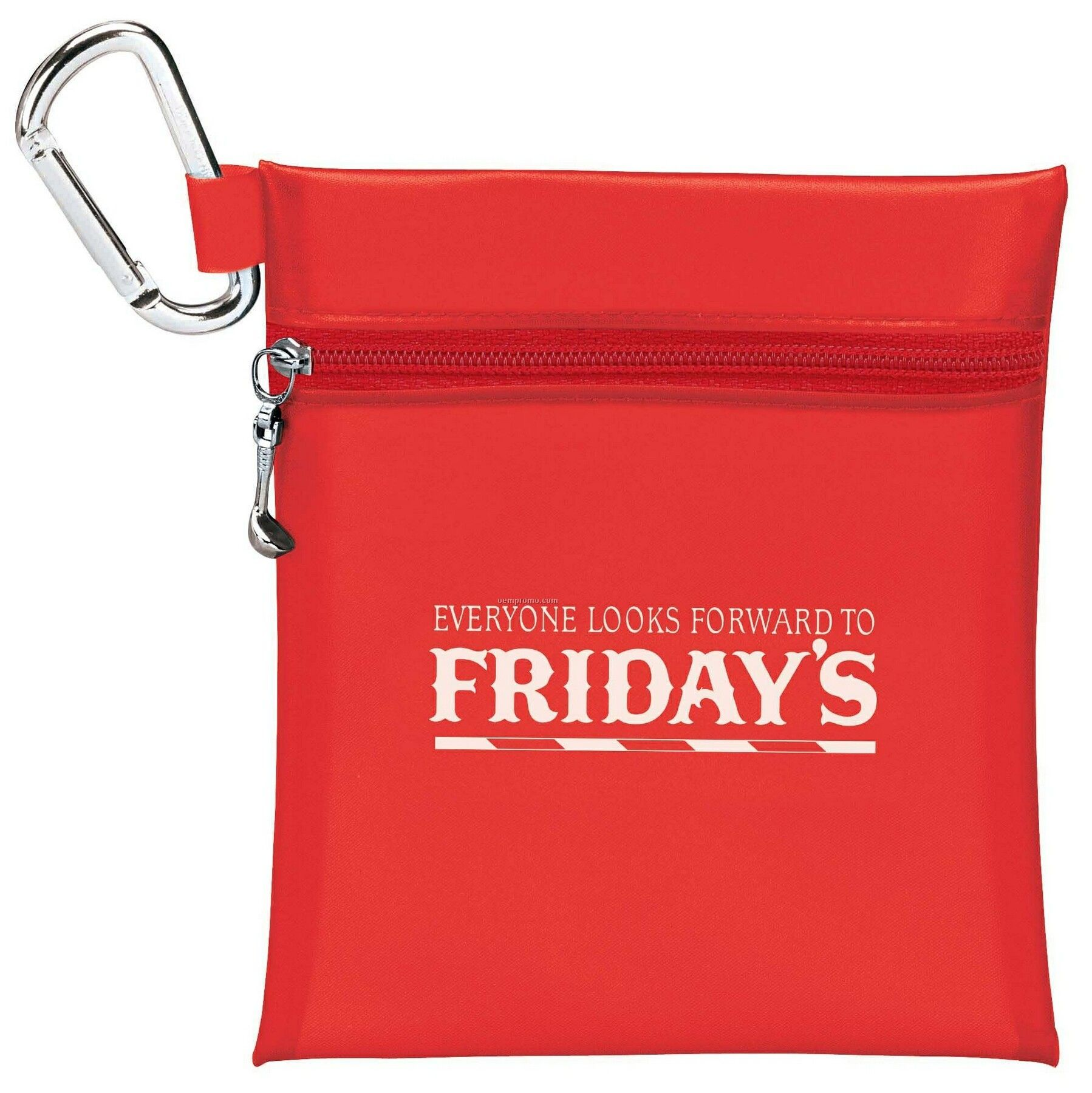 Tee Off Large Golf Tee Pouch