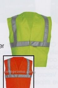 Budget Class II Traffic Safety Vests (2xl-3xl)