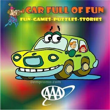 Car Full Of Fun Kids Music CD