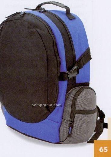 On The Go Backpack (Screen Printed)
