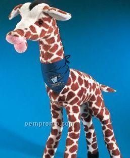"54"" Oversized Stuffed Giraffe"