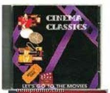 Classic & Standards Music CD