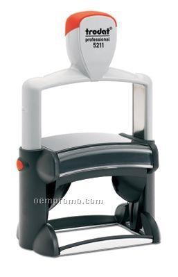 "Trodat Heavy Duty Professional Self Inking Stamp (3 1/4""X2 1/4"")"