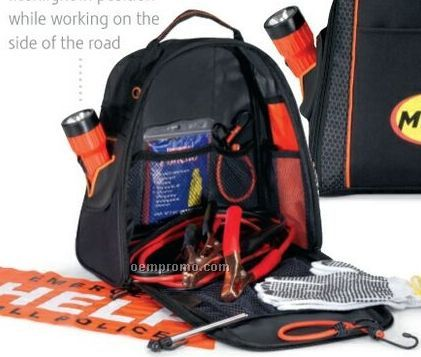 Paramount Roadside Safety Kit