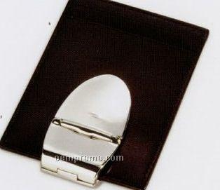Milan Money Clip W/ Cabretta Wallet