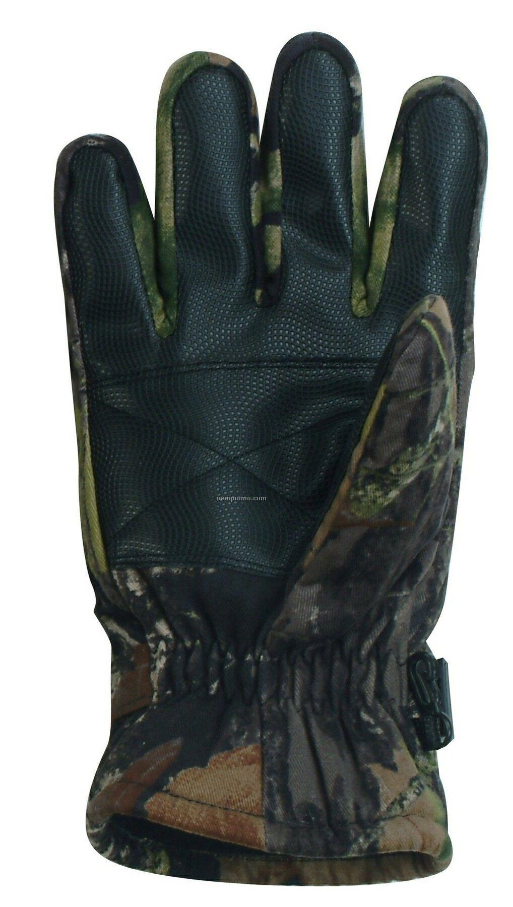 Moss Green I Camo Gloves