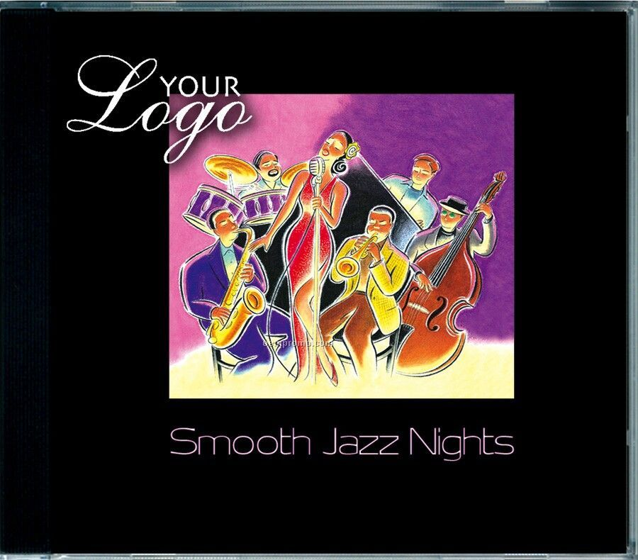 Smooth Jazz Nights Music CD