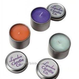 Travel Candle Tin