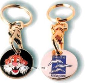 Trolley Coins & Coin Key Holders