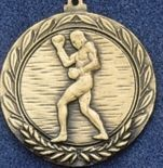 "1.5"" Stock Cast Medallion (Boxing 1)"