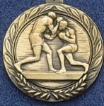 "2.5"" Stock Cast Medallion (Boxing 2)"