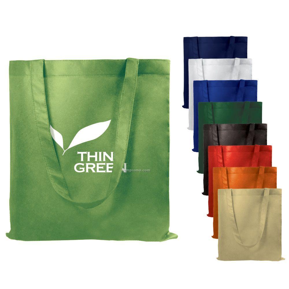 Flat Reusable Tote Bag