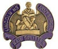 """Die Struck Antique Emblem Lapel Pin (1-1/8"""")"""