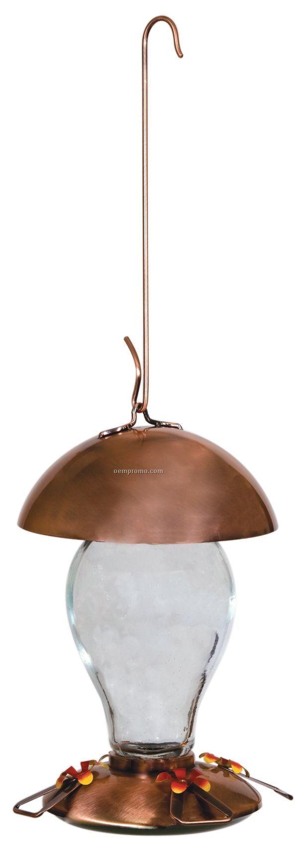Gardman Copper Hummingbird Feeder