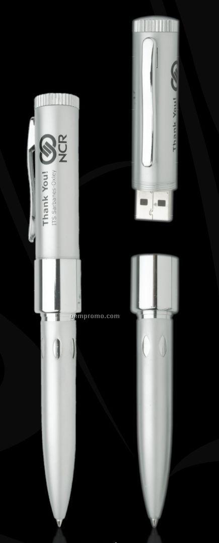 Malaguena USB Drive Ballpoint Pen (256 Mb)