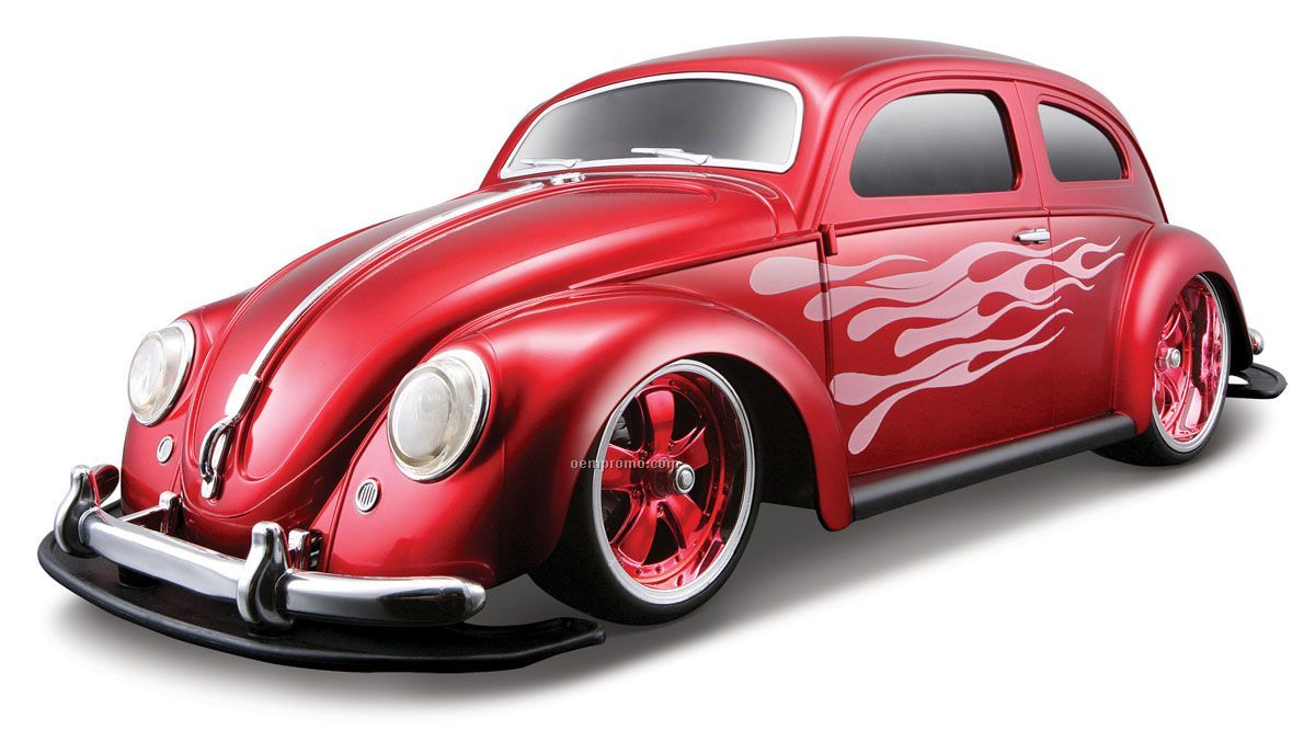 """14"""" R/C 1:10-1:12 1951 Volkswagen Beetle"""