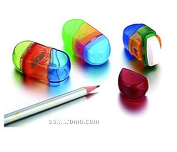Sharpener/Eraser Combo