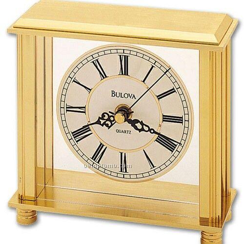 Bulova B1703 Cheryl Clock China Wholesale Bulova B1703